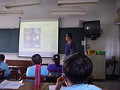 營養教育校園訪視:虱目魚2