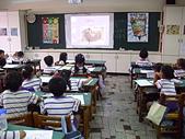 營養教育校園訪視:大新國小營養教育2