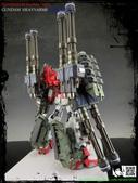 MG 重武裝鋼彈-刺蝟裝備GUNDAM HEAVYARMS:IMG_3813.JPG