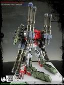 MG 重武裝鋼彈-刺蝟裝備GUNDAM HEAVYARMS:IMG_3825.JPG