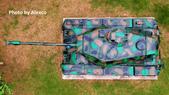 艾玩空拍2.5 (空拍專輯) :20190609_國軍退役M41A3坦克車