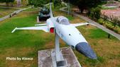 艾玩空拍2.5 (空拍專輯) :20190609_國軍退役F5E戰鬥機_1