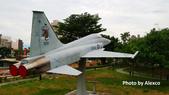 艾玩空拍2.5 (空拍專輯) :20190609_國軍退役F5E戰鬥機_3