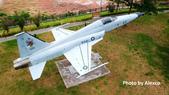 艾玩空拍2.5 (空拍專輯) :20190609_國軍退役F5E戰鬥機_2