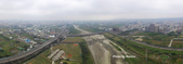 艾玩空拍2.0 (空拍專輯):20170112_頭前溪河濱公園空拍(面西)