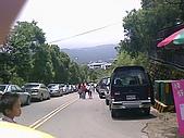 三義佛頂山/苗栗南庄風景:三義木雕風景區街景一角