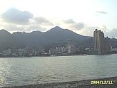 北台灣風景圖片:八里淡水河沿岸風光