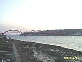 北台灣風景圖片:關渡大橋沿岸風光
