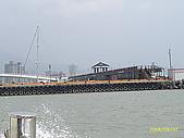 北台灣風景圖片:漁人碼頭海港入口