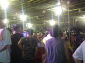 2018年蘆洲保佑宮台語歌星廟會:宴會現場