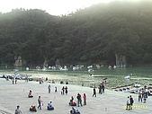北台灣風景圖片:碧潭沿岸風景