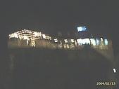 北台灣風景圖片:碧潭沿岸夜景