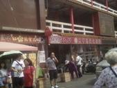 台中大甲鎮瀾宮高美濕地觀光酒廠921地震教育館:台中大甲鎮瀾宮後面