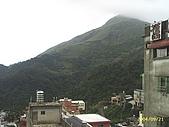 北台灣風景圖片:九份雞籠山