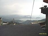 北台灣風景圖片:九份山上觀海景