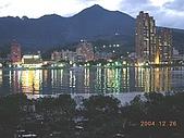 北台灣風景圖片:八里雙子星河岸觀景大廈