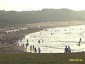 北台灣風景圖片:白沙灣
