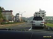 北台灣風景圖片:白沙灣街道