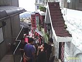 北台灣風景圖片:九份悲情城市入口