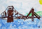 金門大橋 Bridge:金門大橋 安妤 5歲