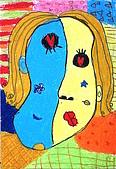 立體畢卡索 Picaso:恩佳 立體畢卡索  6歲