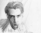 恩那老師的人像 Ana's Portrait:Tommy Page -ANA 恩那