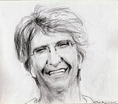 恩那老師的人像 Ana's Portrait:2B Michael -ANA 恩那