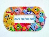 Mosaic Tiles Art 馬賽克磁磚創作:2006 Renee 6A/ Mosaic Tiles Art 馬賽克面板