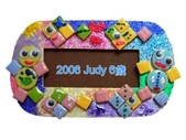 Mosaic Tiles Art 馬賽克磁磚創作:2006 容容 6A/ Mosaic Tiles Art 馬賽克面板