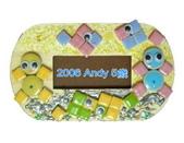 Mosaic Tiles Art 馬賽克磁磚創作:2006 Andy 5A/ Mosaic Tiles Art 馬賽克面板