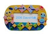 Mosaic Tiles Art 馬賽克磁磚創作:2006 David 6A / Mosaic Tiles Art 馬賽克面板