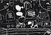 Matisse's Room:2006 Eva 5歲