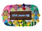 Mosaic Tiles Art 馬賽克磁磚創作:2006 Jessie 6A/ Mosaic Tiles Art 馬賽克面板