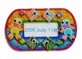 Mosaic Tiles Art 馬賽克磁磚創作:2006 Judy 11A / Mosaic Tiles Art 馬賽克面板