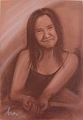 恩那老師的人像 Ana's Portrait:2005-ANA 恩那