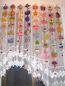 創意玻璃彩繪:玻璃彩繪做風鈴