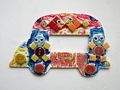 Mosaic Tiles Art 馬賽克磁磚創作:Melody Mosaic Tiles Art 馬賽克磁磚創作開關面板