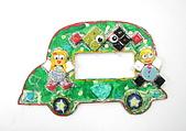 Mosaic Tiles Art 馬賽克磁磚創作:Coco 8歲 Mosaic Tiles Art 馬賽克磁磚創作開關面板