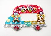 Mosaic Tiles Art 馬賽克磁磚創作:Jojo 9歲 Mosaic Tiles Art 馬賽克磁磚創作開關面板