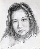 恩那老師的人像 Ana's Portrait:2004-ANA 恩那