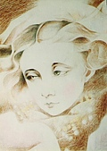 恩那老師的人像 Ana's Portrait:1989-ANA 恩那