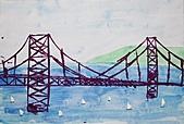 金門大橋 Bridge:金門大橋 Amily  9歲