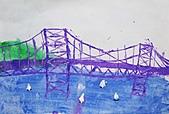 金門大橋 Bridge:金門大橋 Angela  9歲