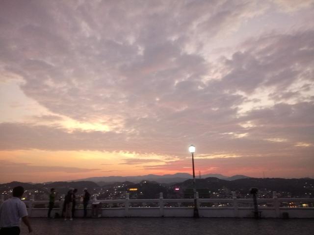 DSC_8186.JPG - 基羅  中正公園  夕照