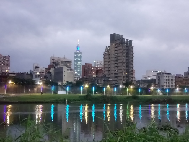 DSC_3513.JPG - 松山  彩虹橋之夜