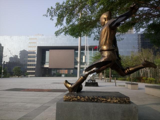 DSC_1344.JPG - 台中  新市政大樓  晨光