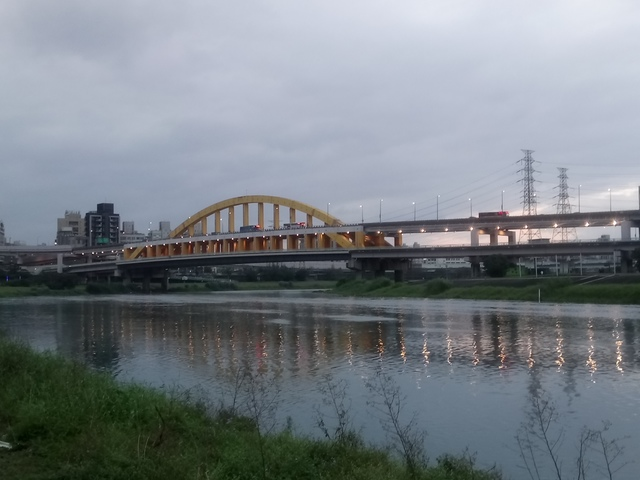 DSC_3499.JPG - 松山  彩虹橋之夜