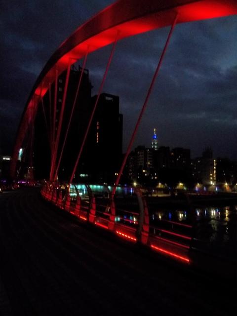 DSC_3521.JPG - 松山  彩虹橋之夜