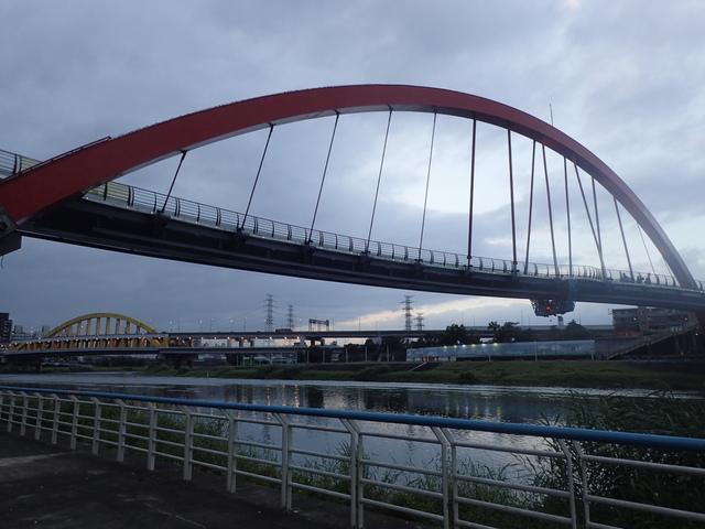 P1264229.JPG - 松山  彩虹橋之夜