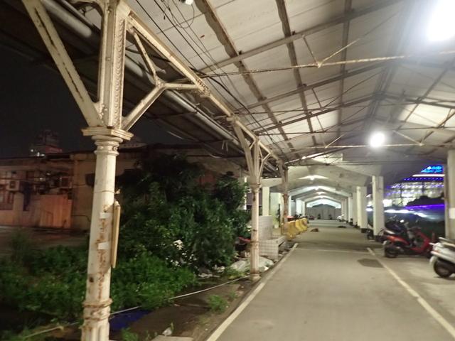 P9258639.JPG - 舊  基隆火車站  拆除期間